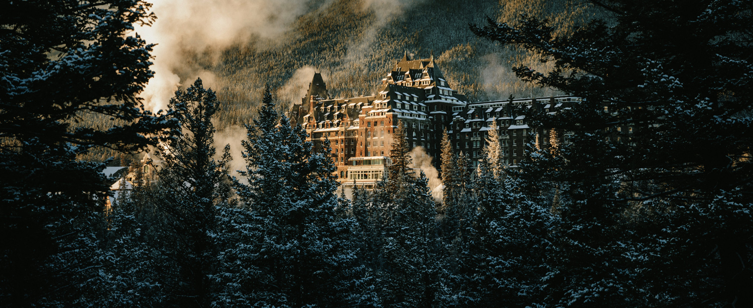 Fairmont Banff Spring, Winter