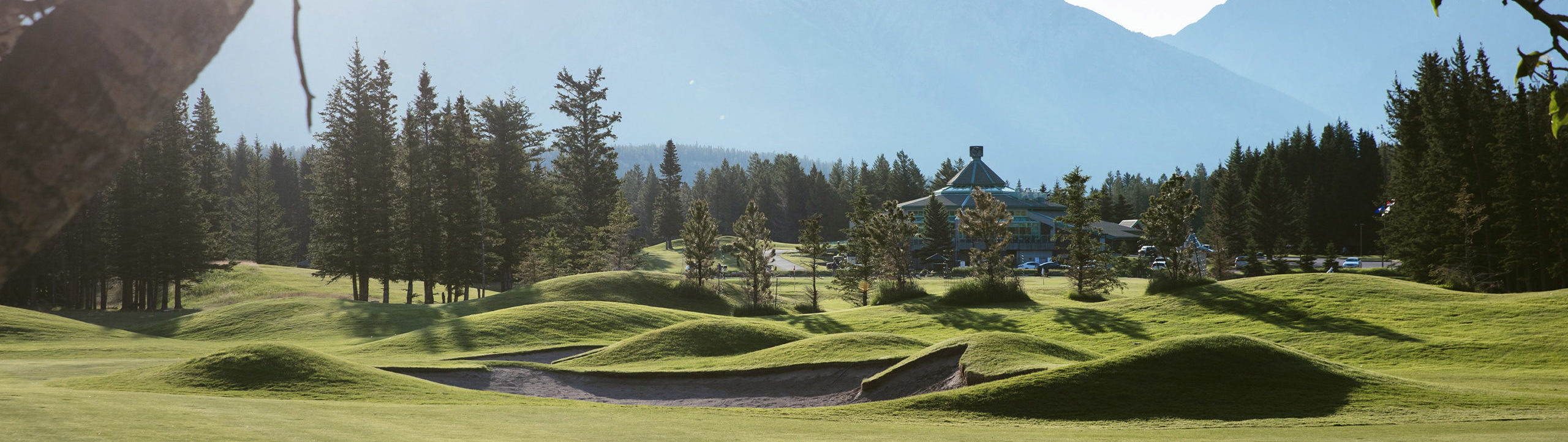 Fairmont Banff Springs, Golf Course