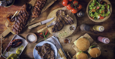The Ultimate Father's Day Grilling Package