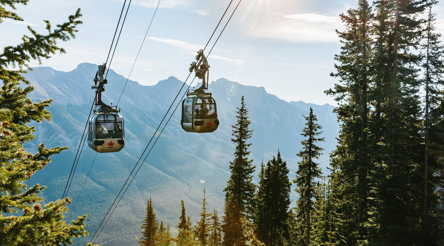 Explore Banff National Park in Fall