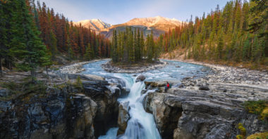 10 Things To Do in Banff This Fall