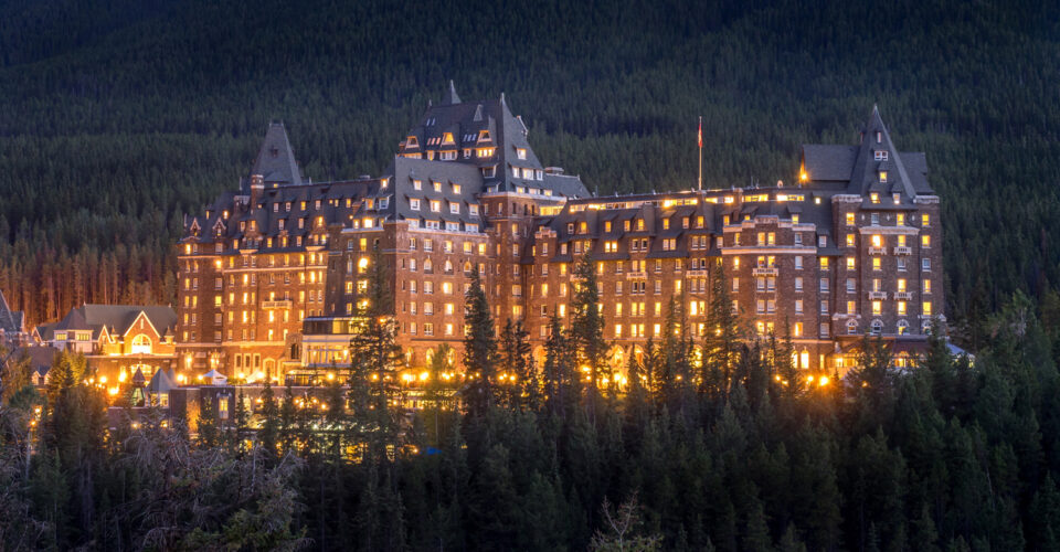 Why You Need To Visit Fairmont Banff Springs