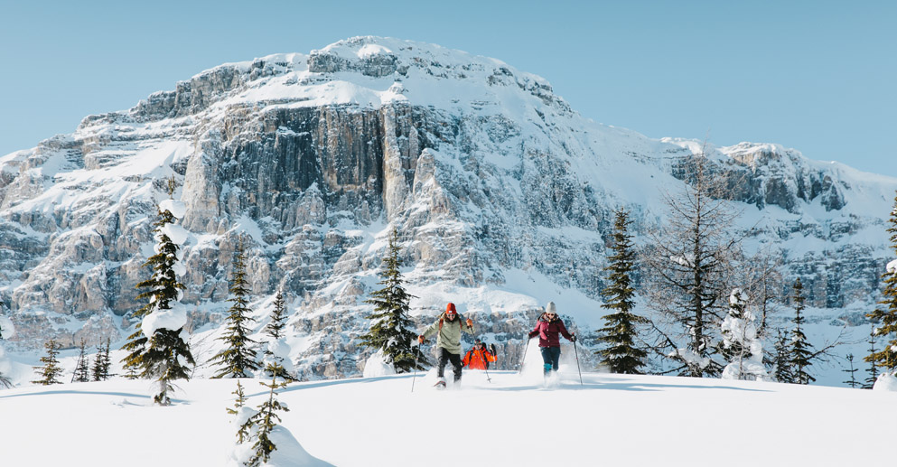 Winter Activities, Banff National Park