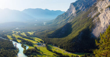 Banff's Best (and only) Golf Course