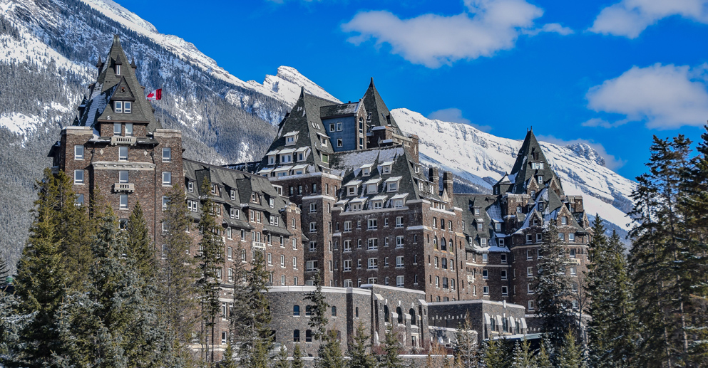 Fairmont Banff Springs, Spring