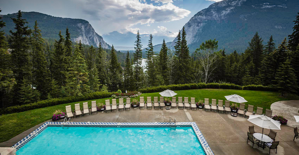 Top 10 Rainy Day Activities in Banff Includes a Splash in the Pool